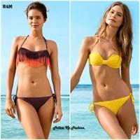 Bu Yazın Bikini Modelleri