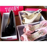 Twigy Ayakkabı Alışverişi