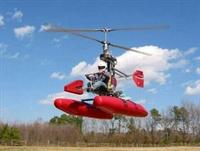 Tek Kişilik Açık Helikopter