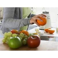İşte Mutfaktaki Sağlık Kaynağı Meyve Ve Sebzeler!