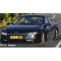 Etox,un Sedan Dahil Yeni Otomobilleri