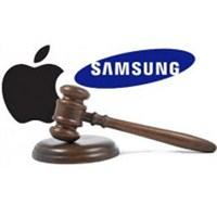Apple Samsung 'dan İlanla Özür Dileyecek