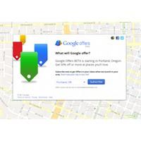 Google Da Fırsat Sitesi İşinde: Google Offers