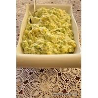 Salatalık Çeşnili Dereotlu Patates Ezme