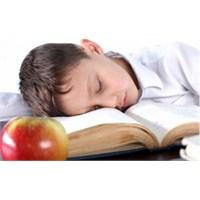 Az Uyuyan Çocuk Başarısız Olur!