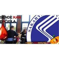 Kızılay Kan Bağışı Sırası Hendek Ve Karasu'da