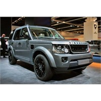Yeni Kasa Land Rover Discovery