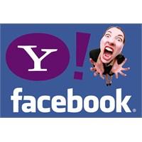 Facebook Yahoo'yu Geçti