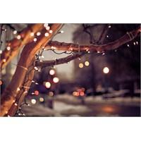 Küçük Işıklar İle Dekorasyonunuzu Canlandırın