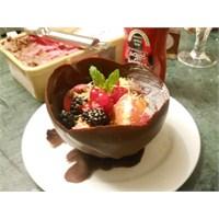 Anneminelinden Çikolata Balonunda Carte D'or Kupu