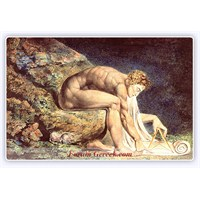İngiliz Şair Ve Ressam - William Blake