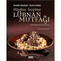 Andrée Maalouf'tan Lübnan Mutfağı
