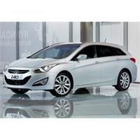 Hyundai İ40 Tanıtıldı