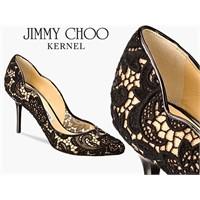 Jimmy Choo'aan Muhteşem Bir Ayakkabı