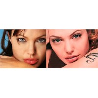 Angelina Jolie'nin Türkiye De İkizi Ortaya Çıktı
