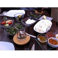 Suadiye Reşat'ta Antakya Kahvaltısı