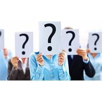 En Zor İş Görüşmesi Soruları