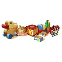 Google'ın Çocuksu Logoları