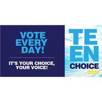 Teen Choice 2011 Adayları Açıklandı
