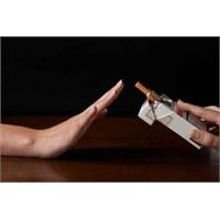 Sigarayı Bıraktım Misler Gibi Kokuyorum