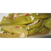 Fazlıkızından Patlıcan & Biber Sirkelisi