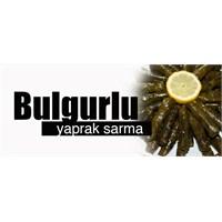 Bulgurlu Yaprak Sarma