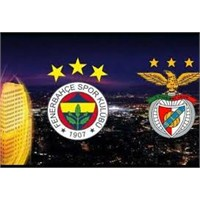 Fenerbahçe Benfica'yı Sildi