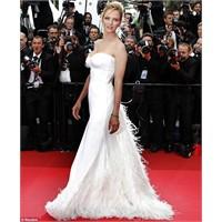 Cannes Film Festivali'nin Kilit Kadını: Uma