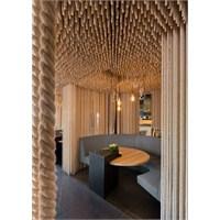 Yod Design Lab'den Ukrayna'da Odessa Restaurant