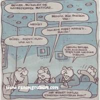 Yiğit Özgür'den Birkaç Karikatür