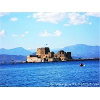 Yunanistan'ın En Romantik Kenti : Nafplio