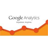 Android Uygulaması: Google Analytics