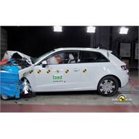 Audi A3'ün Güvenliğine De 5