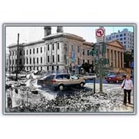 1906 San Francisco Depremi Ve Günümüz Aynı Karede