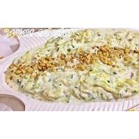 Çiğden Kabak Salatası