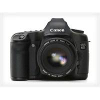 Canon'dan Giriş Seviyesi Full Frame : Canon Eos 6d