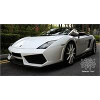 Lamborghini Dmc Gallardo Spyder Toro