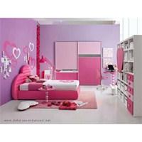 Genç Odasına Yakışacak Duvar Renkleri