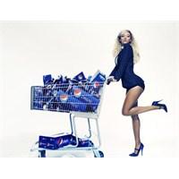Pepsi'nin Yeni Yüzü Bir Dünya Yıldızı