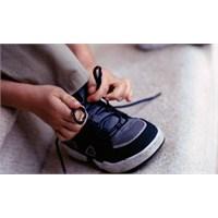 Ayakkabı Bağcığı Bağlamasını Öğretmek!
