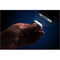 Işıklı İphone Şarjı