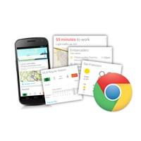 Google Now, Chrome'a Çok Yakın
