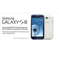Samsung Galaxy S İii 28 Ülkede Satışa Sunuldu