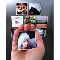 İnstagram Fotoğraflarından Magnete...