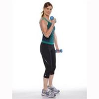 Dört egzersiz programı ile kollar sımsıkı