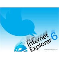 Twitter İnternet Explorer'da Açılmayacak!