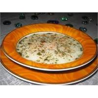 Kıymalı Yoğurt Çorbası