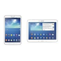 Samsung'dan 8 Ve 10.1 İnçlik Galaxy Tab 3