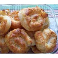 Patatesli Gül Böregi