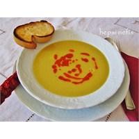 Süzme Mercimek Çorbası - Kırmızı Mercimek Çorbası